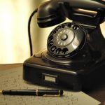 国内メーカーへの電話対応と電話交渉について