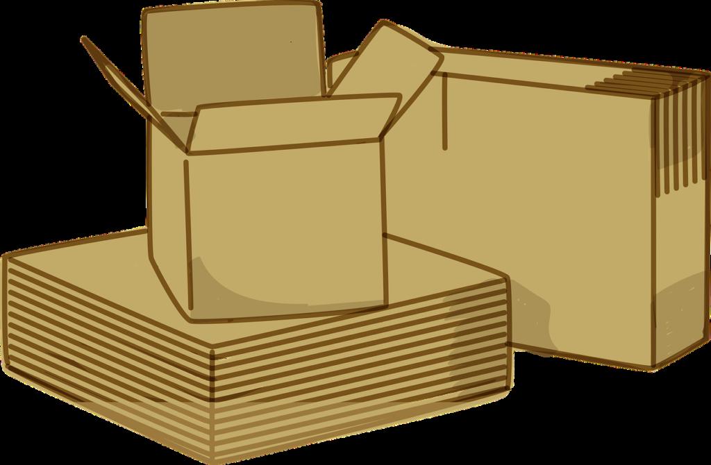 メルカリの梱包と発送はめんどくさい